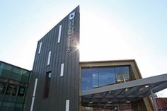 The Students' Union was voted the best in the UK by the Times Higher Education Student Experience Survey. Students' Union, University Of Sheffield, Uk News, Higher Education, About Uk, Skyscraper, Times, Skyscrapers
