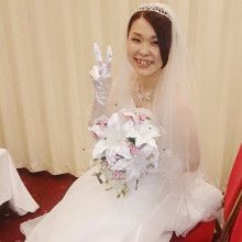 百合のティアドロップブーケ  Wedding Flower・ぽると のブログ