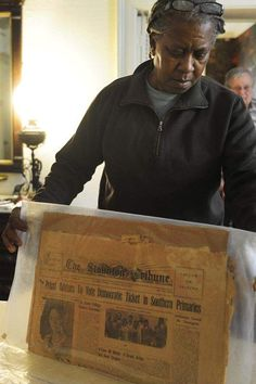 African-American newspapers to be preserved, made public - Staunton, Va.