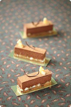Verdade de sabor: Шоколадно-карамельный бар с макадамией / Barras de...(Caramel & Macadamia bars)