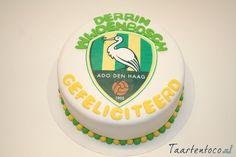 ADO Den Haag taart  *ADO Den Haag cake