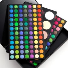 183 SUPER COLOR RANGER EYESHADOW PALETTE, Fraulein38