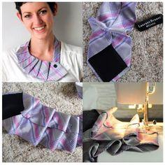 EL MUNDO DEL RECICLAJE: Recicla una corbata...