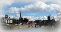 My Hometown ......... Worcester