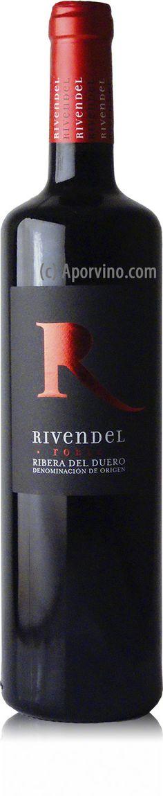 Rivendel Roble 2012 desde $8.10 (5,60€)