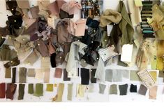 "Création Baumann presents the ""Cotton & Stories"" Collection #cottonandstories #curtainfabric #velvet #cotton #upholsteryfabrics  #colours #inspiration #moodboard #samples #designatelier #créationbaumann Stores, Earthy, Print Design, Cotton Fabric, Weaving, Creations, Delicate, Colours, Texture"