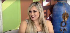 CF REVISTA | Cris Feu no programa Eluza Xavier