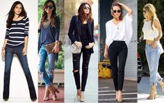 7 Days 7 Ways. Here Is The Ultimate Rack of Jeans For Your Wardrobe