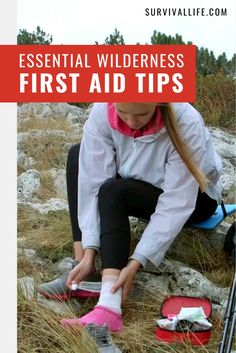 Preparing to explore the wilderness soon? Before you head out on your new adventure, you need to be prepared. Here are some of the most important wilderness first aid tips that will help you out in any sitch! #wildernessfirstaid #firstaid #survivalskills #survival #preparedness #survivallife Safety And First Aid, First Aid Tips, Survival Life, Survival Skills, Wilderness First Aid, New Adventures, Medical, Kit, Explore