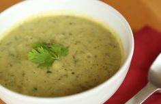 Supersnel koken met Culy: courgettesoep