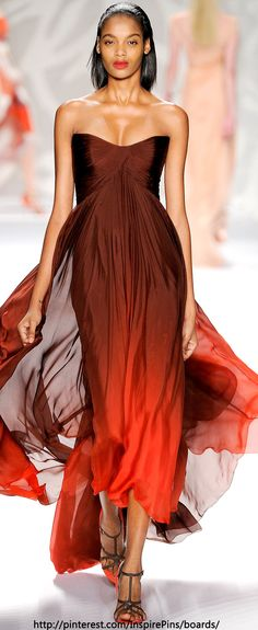 Spring 2014 Ready-to-Wear Monique Lhuillier