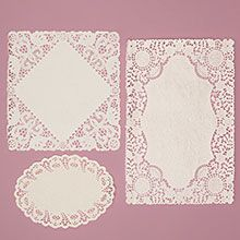Assorted Paper Doilies
