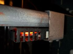 Gas stove fix.