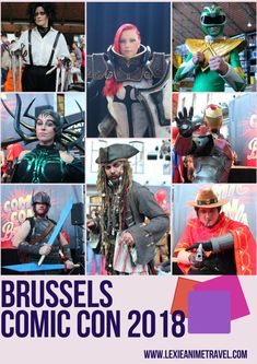 Brussels Comic Con 2018 held at Tour & Taxis in Brussels, Belgium was a successful event of the year. Although we are just starting this year's first event. Travel Sights, Travel Europe, Travel Destinations, Europe Continent, Adventure Bucket List, First Event, Adventure Activities, Historical Clothing, Travel With Kids