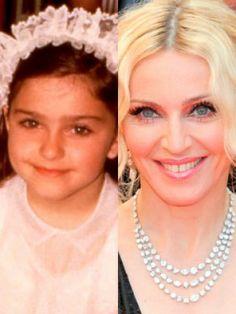 NEW PICTURES Celebrities as children