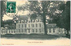 Abandoned Château à Cahaignes (Castle Cahaignes). - Google Search
