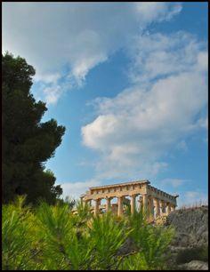 The Temple on Egina.