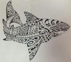 maori tattoos for girls Maori Tattoos, Tribal Shark Tattoos, Maori Tattoo Designs, Samoan Tattoo, Body Art Tattoos, Sleeve Tattoos, Polynesian Designs, Polynesian Art, Hai Tattoo