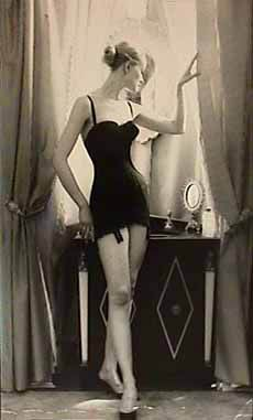 vintage undergarments, 1950's by DesignCracker, via Flickr