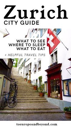 How to spend fabulous 48 hours In Zurich, Switzerland's most exciting city. A list of the most exciting and iconic sights + restaurants and day trips. Zermatt, Travel Guides, Travel Tips, Travel Sights, European Vacation, Vacation Spots, Malta, Switzerland In Winter, Switzerland Itinerary