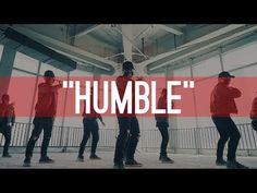 "(3) Kendrick Lamar ""Humble"" | Choreography by The Kinjaz - YouTube"