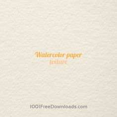 Free Vectors: Watercolor paper texture  | Abstract