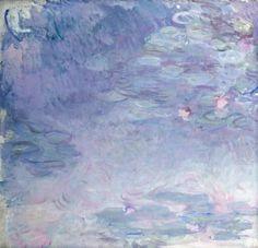 Claude Monet - Pale Water Lilies - Fine Art Print