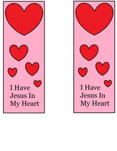 valentines bookmarks church house collection blog valentines day bookmarks sunday school snackssunday school lessonssunday