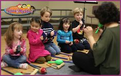 CAlgary, Alberta: KIDS & MUSIC is a progressive four-level program designed to develop musical abilities in children with some, little or no musical background. The program is divided into age-appropriate levels for children ages 4 through Grade 2.