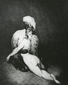 Norman Lindsay - Desire