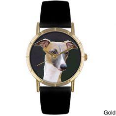 Whimsical Women's hound Photo Watch