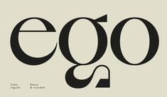 Violaine & Jeremy is a graphic design studio based in Paris, France. They shared this incredible typography project for their new typeface, Cako. Web Design, Font Design, Design Poster, Type Design, Branding Design, Vector Design, Vintage Typography, Typography Quotes, Typography Poster