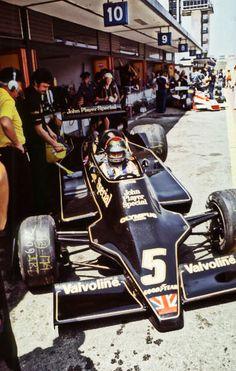 -- —- Mario Andretti (Lotus 79 Ford) Lotus 78 —- —- 1978 Formula One World Championship —— Spanish Grand Prix, Lotus F1, Mario Andretti, Funny Pictures For Kids, F1 Drivers, F1 Racing, Formula One, World Championship, First World