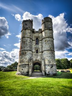 Donnington Castle by PaulEmmingsPhotography  on 500px