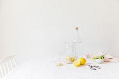 Limonade à la fleur de sureau | My Little Fabric