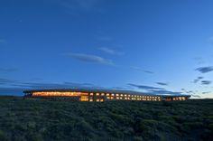 Hotel Tierra Patagonia / Cazu Zegers Arquitectura  #archdaily