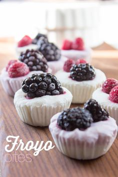 Froyo Bites - Amy Sheree