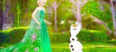 Ah love Olaf!!!!
