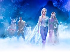 Disney's official site for FROZEN, the hit Broadway musical. Frozen On Broadway, Frozen Musical, Frozen Movie, Disney Frozen, Elsa Frozen, Broadway Costumes, Musical Theatre Broadway, Broadway Plays, Broadway Shows