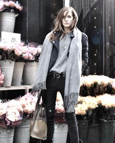 MINIMAL + CLASSIC: grey autumn accents/ Emma Elwin