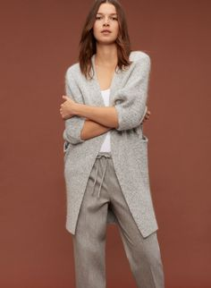 The Group JAVIER SWEATER | Aritzia