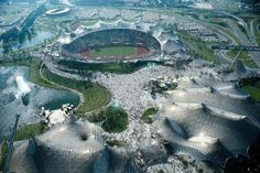 Munich Olympic Stadium - Olympisches Stadion München Top Places To Visit In Germany