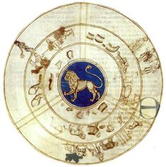 Ilustración del Libro de astromagia iconografia astrologica