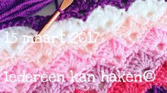 Welcome to: Iedereen kan haken (everybody can crochet), because I have so much fun, I would like to explain to you how easily you can learn a new stitch. Crochet Pillow, Crochet Stitches, Crochet Patterns, Make Your Own Clothes, Blanket Stitch, Chrochet, Chain Stitch, Animals And Pets, Mandala