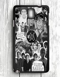 5 Second Of Summer Collage 5 SOS Art Music Samsung Galaxy Note 3 | Samsung Note 3 Case