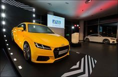 Al Nabooda Automobiles unveils highly anticipated all new Audi TT at Dubai showroom event : Read more http://www.godubai.com/citylife/press_release_page.asp?PR=97565&Sname=LifeStyle