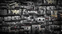 Scheggino (PG) by giuseppepeppoloni