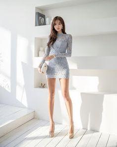 Fashion In, Asian Fashion, Fashion Outfits, Womens Fashion, Cute Asian Girls, Beautiful Asian Girls, Hot Girls, Japonese Girl, Women With Beautiful Legs