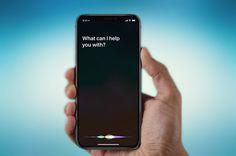activate Siri