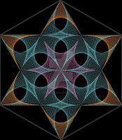stringart star by Kalrog-Ulrich